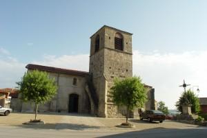 Eglise de Saint André , du XI ème siècle...
